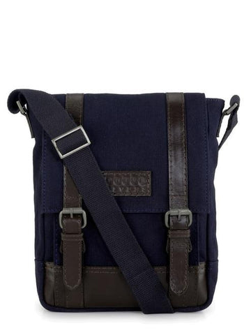 Phive Rivers Men's Blue Messenger Bag-PR1151 - MEN - BAGS - CROSSBODY - Mates In Style Fashion