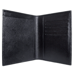 Saffiano Passport Sleeve Black | Buy MEN - ACCESSORIES - BELTS Products Online With the Best Deals at Anbmart.com.au!