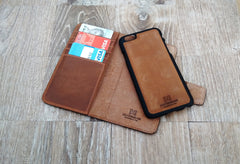 Iphone 6/7 Plus  Wallet Case | MAGNETIC | Buy MEN - ACCESSORIES - WALLETS & SMALL GOODS Products Online With the Best Deals at Anbmart.com.au!