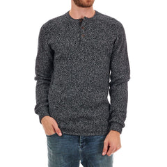 Alden Sweater Henley - MEN - APPAREL - SWEATERS - CREW NECK - Mates In Style Fashion