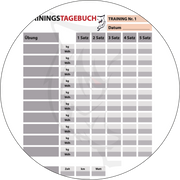 Trainingstagebuch PDF