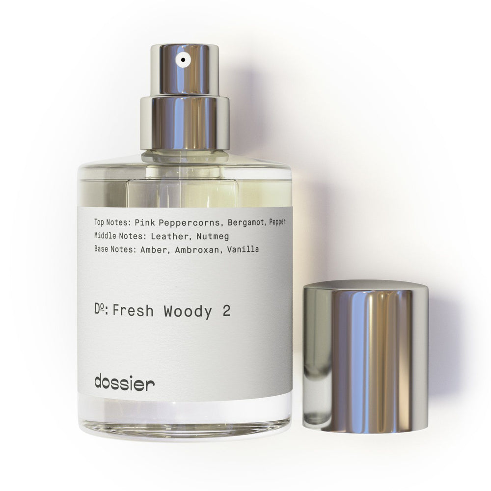 Fresh Woody 2 Men Inspired by Dior's Sauvage