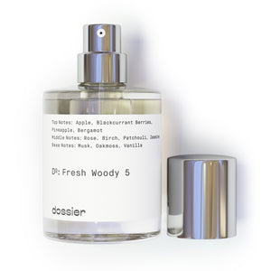 Fresh Woody 5 Men Inspired by Creed's Aventus