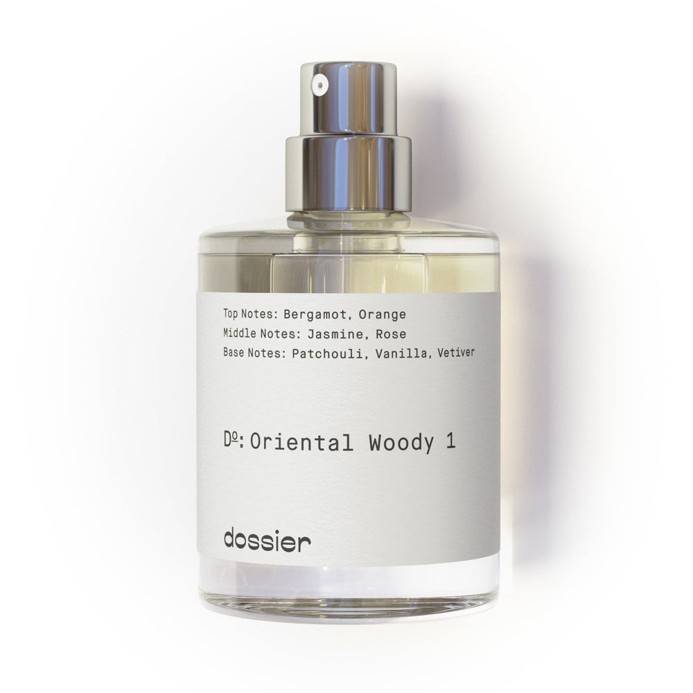Oriental Woody 1 Women Inspired by Chanel's Coco Mademoiselle