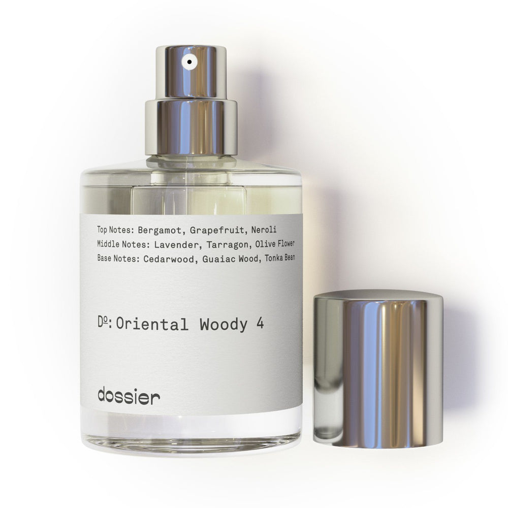 Oriental Woody 4 Men Inspired by Armani's Armani Code