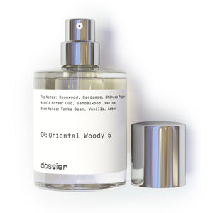 Oriental Woody 5 Men Inspired by Tom Ford's Oud Wood