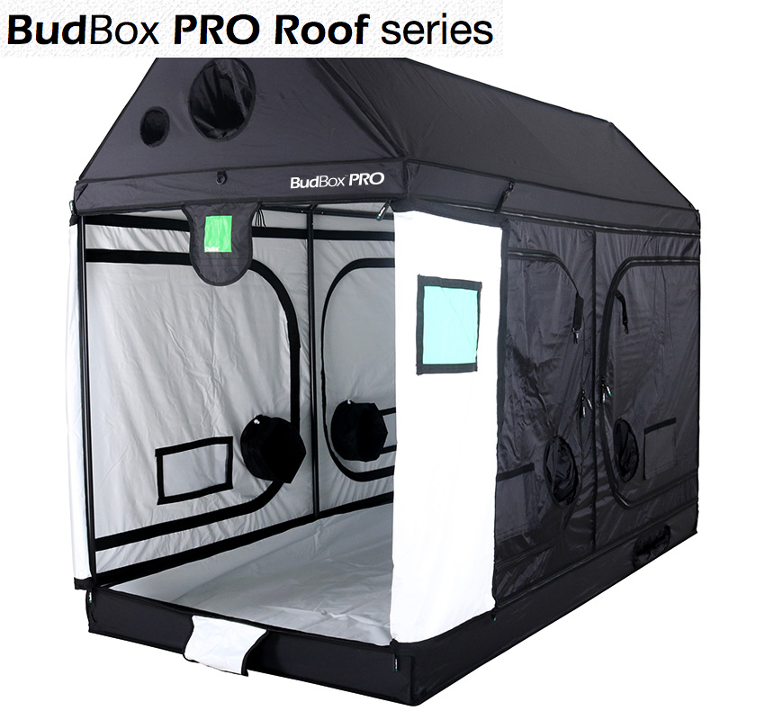 BudBox Pro Pitched Loft Grow Tents