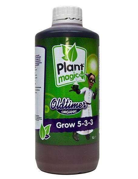 Plant Magic Oldtimer Organic Grow