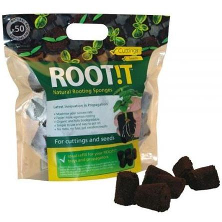 Root!t Rooting Sponges Bag of 50