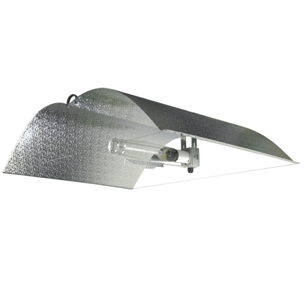 Adjust-A-wing Enforcer Reflector - Medium - The Grow Store