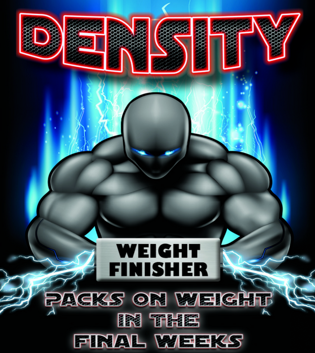 Density Weight Finisher