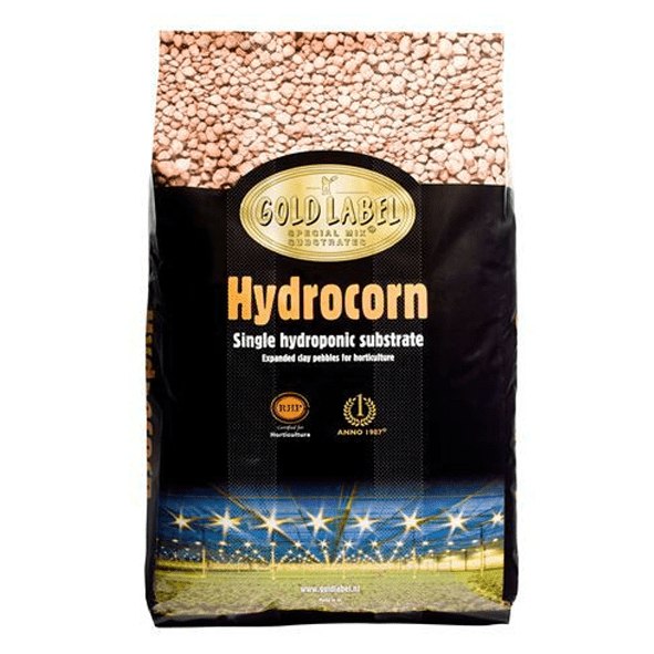 Gold Label Hydrocorn Clay Pebbles - The Grow Store