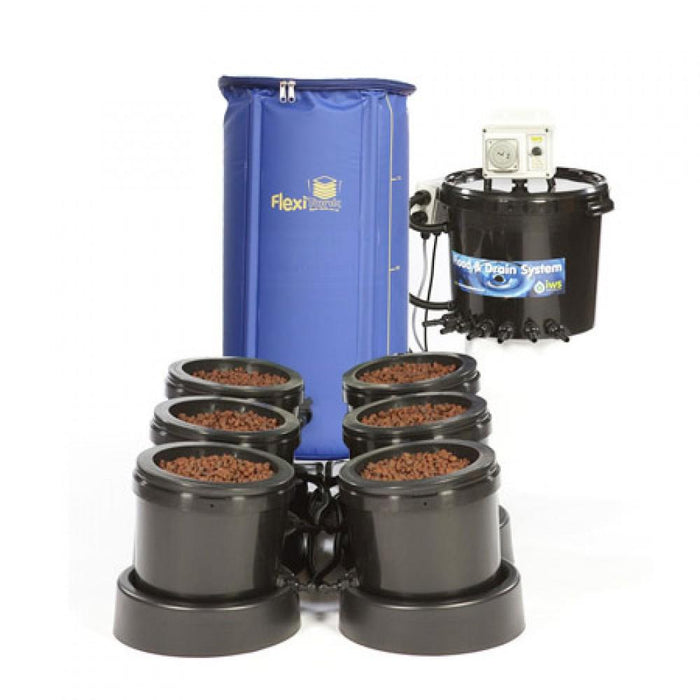 IWS Premium Flood and Drain Sytem - Flexi Tank