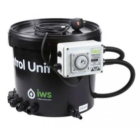 IWS Brain Pot Control Unit Including Fixed Timer - Flood & Drain - The Grow Store