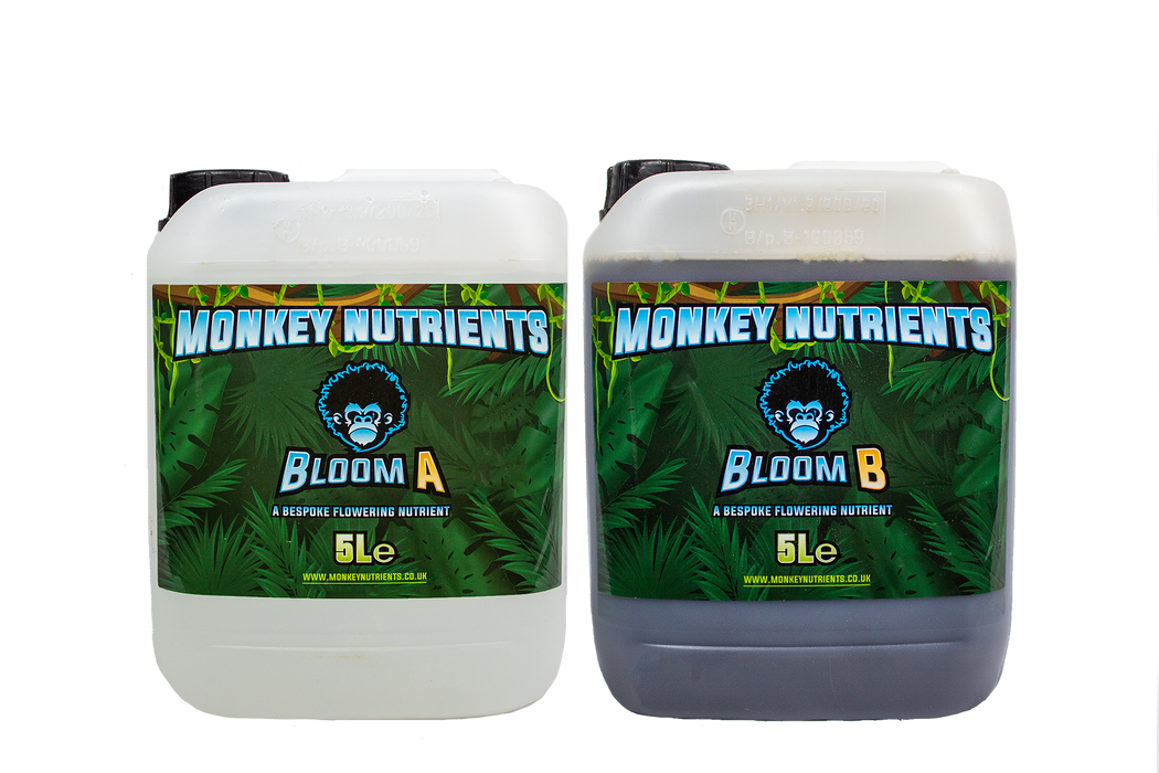 Monkey Nutrients - Bloom A&B