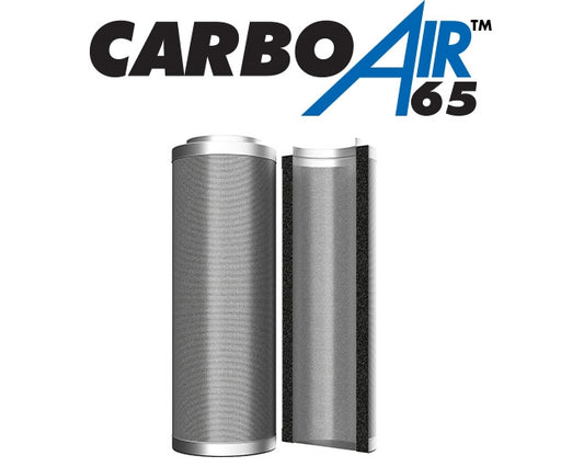 CarboAir 65mm Carbon Filter