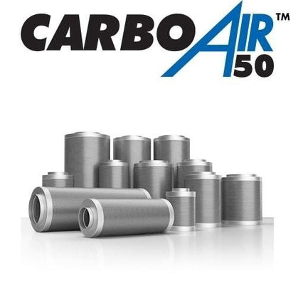 CarboAir 50mm Carbon Filters