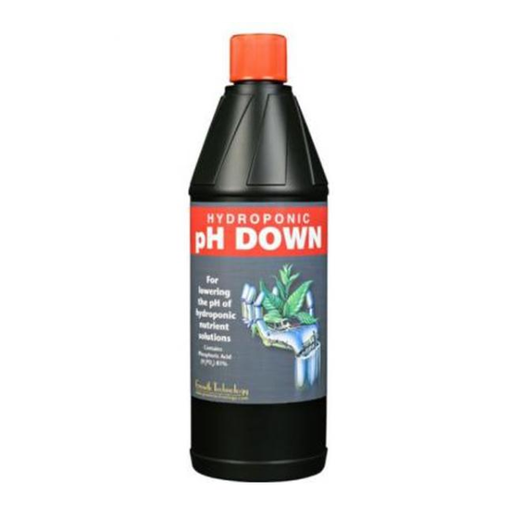 Growth Technology pH Down - The Grow Store