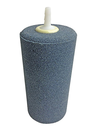 Hailea Grey Cylinder Air Stone - The Grow Store