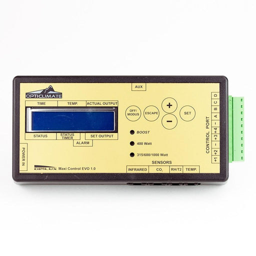 Dimlux Maxi Controller (V1.2) - Controls Lighting, CO2, Heaters and Humidifiers