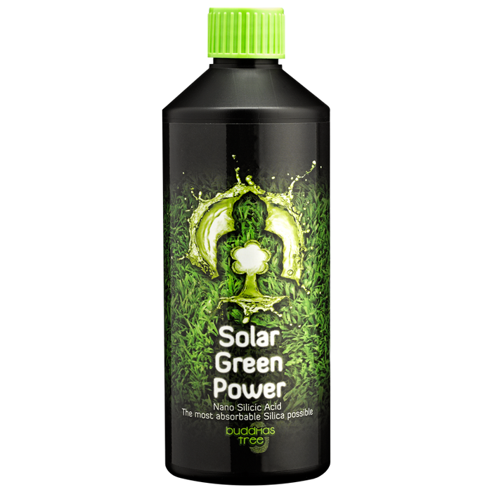 Buddhas Tree Solar Green Power Silicic Acid - The Grow Store
