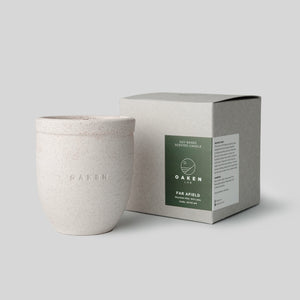 Ceramic Candle - Small - Far Afield