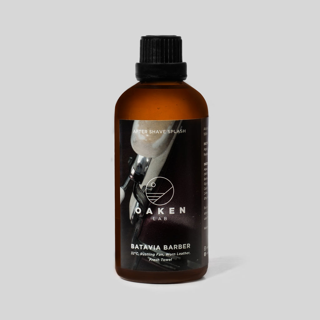 Batavia Barber <br> Aftershave Splash