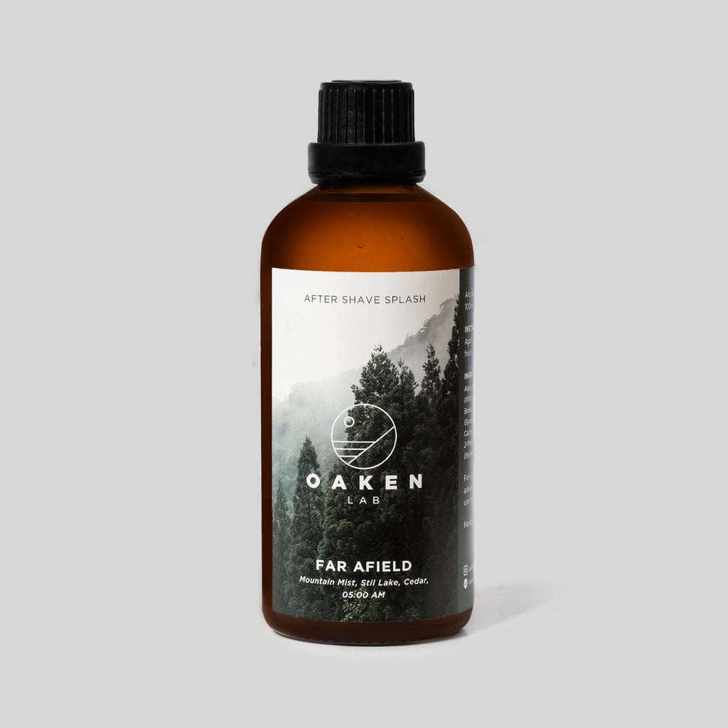 Far Afield <br> Aftershave Splash
