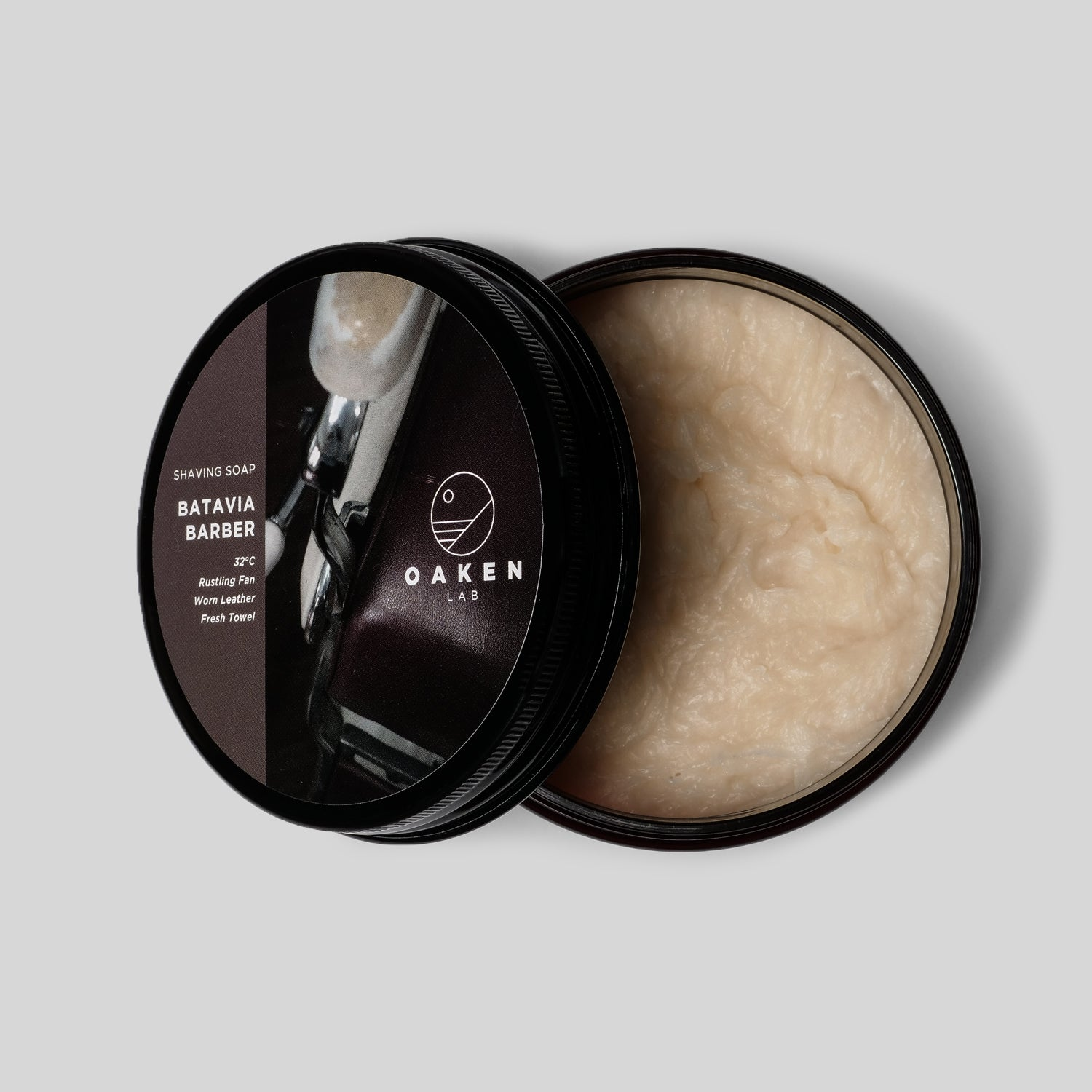 Batavia Barber <br> Shaving Soap