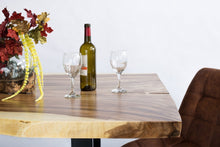 Load image into Gallery viewer, Suar wood dining table