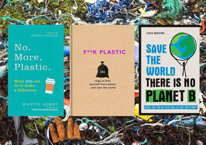 Tips on starting a plastic free lifestyle