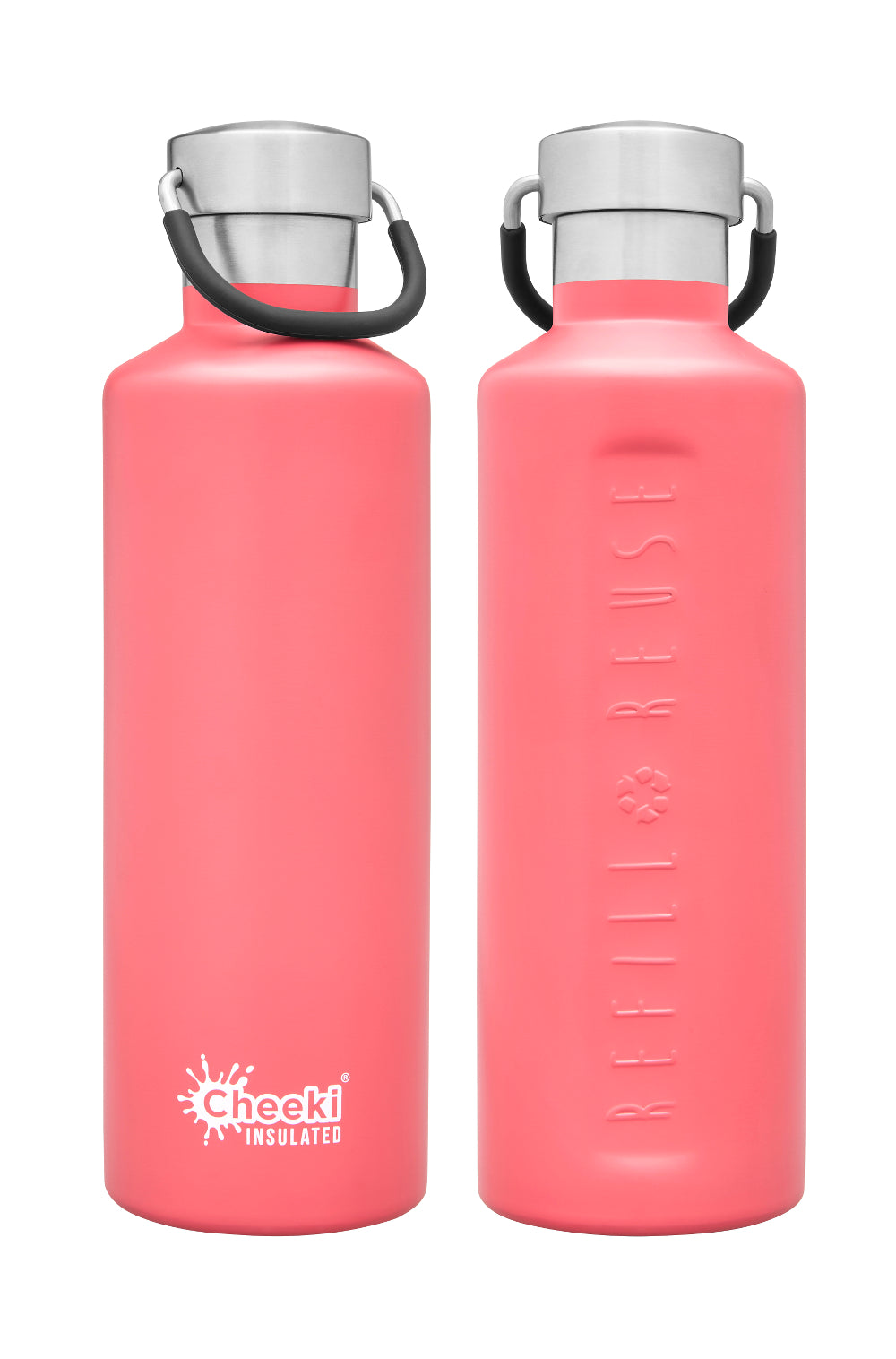 Cheeki Classic 600ml insulated drink Bottle - Plastic Free Living