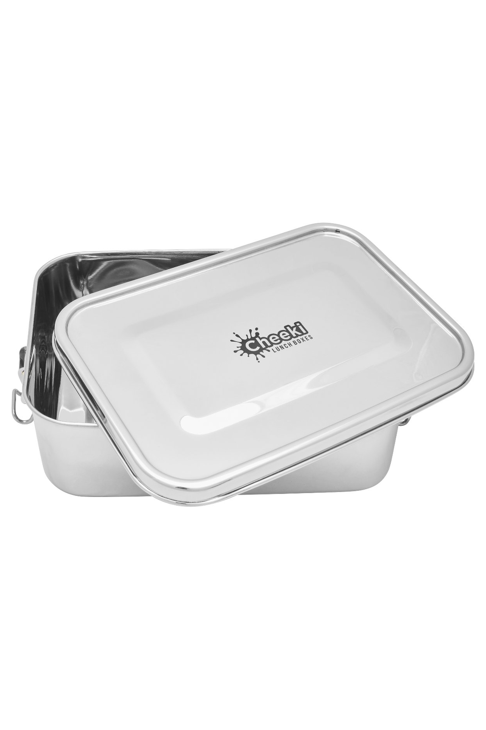 Cheeki | 1.6 litre lunch box | Plastic Free Living | Environmentally Friendly Homewares