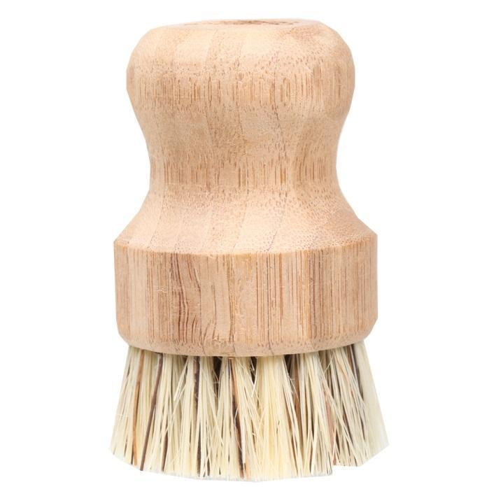 Go Bamboo | Veggie Brush | Plastic Free Living | Environmentally Friendly Homewares