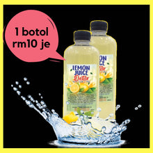 Air lemon Detox