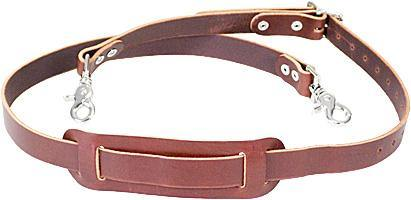 All Leather Shoulder Strap - The People's Tool Company