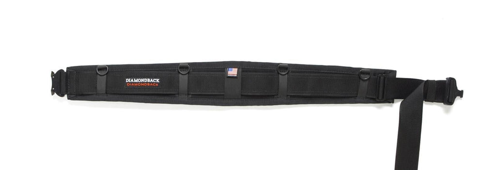 The Diamondback Belt - Where the system begins - The People's Tool Company