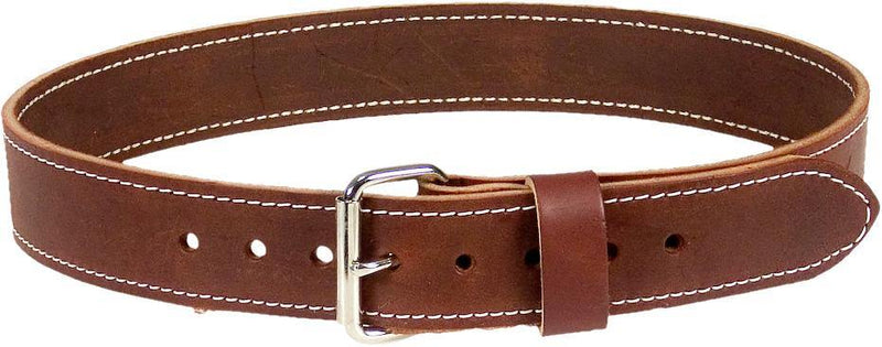 "2"" Leather Work Belt - The People's Tool Company"