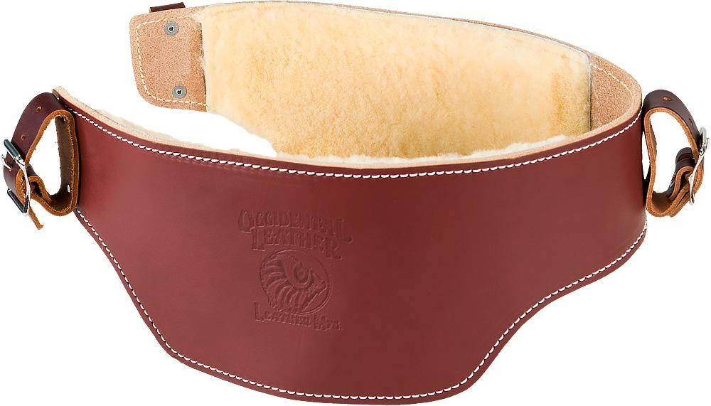 Belt Liner with Sheepskin - The People's Tool Company