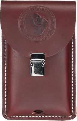 Clip-On Leather Phone Holster - The People's Tool Company