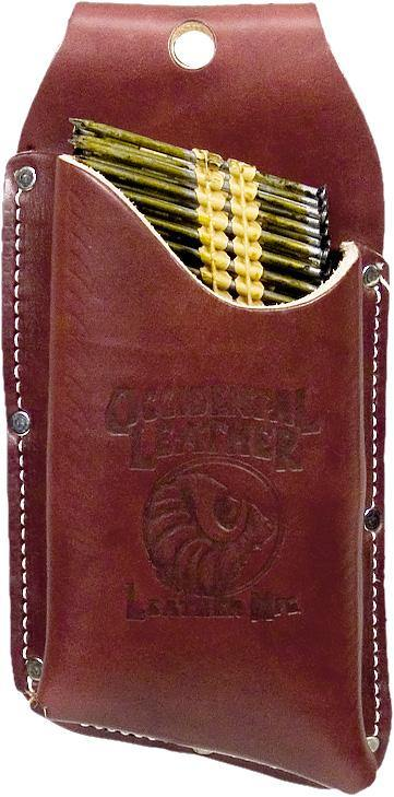 Leather Nail Strip Holster - The People's Tool Company