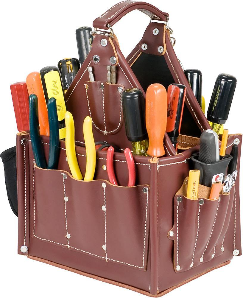 Stronghold® Journeyman's Tote - The People's Tool Company