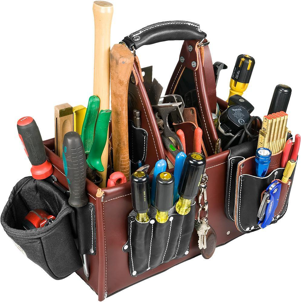 Stronghold® Master Carpenter Case - The People's Tool Company