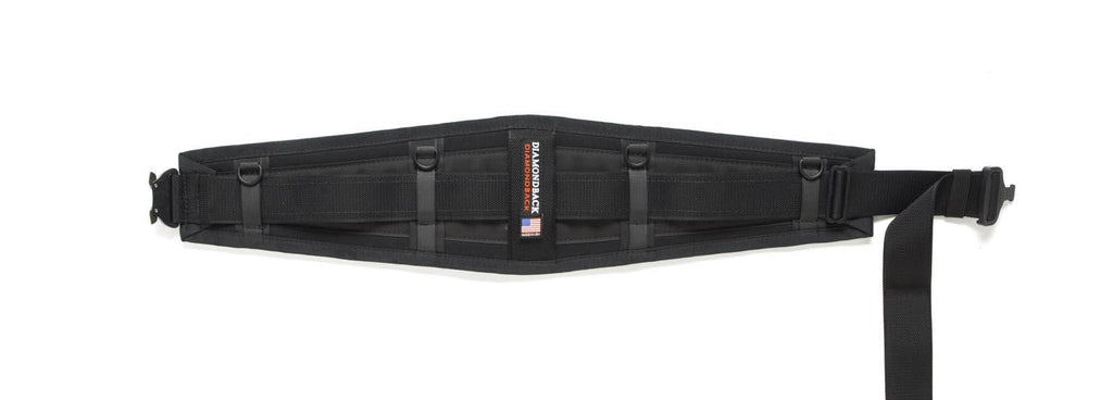 The Diamondback Belt - Where the system begins