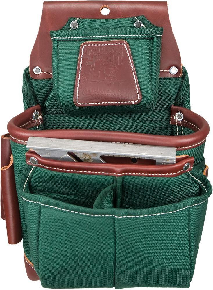 Heritage FatLip™ Fastener Bag - Left - The People's Tool Company