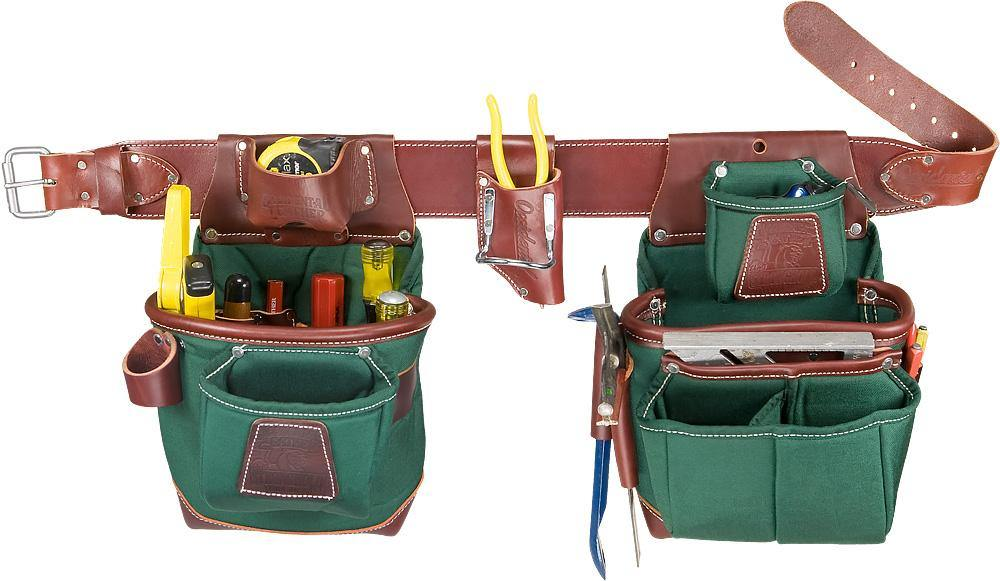 Heritage FatLip™ Tool Bag Set - Left - The People's Tool Company