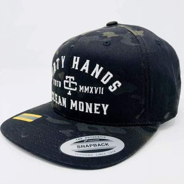 DHCM SNAPBACK - The People's Tool Company
