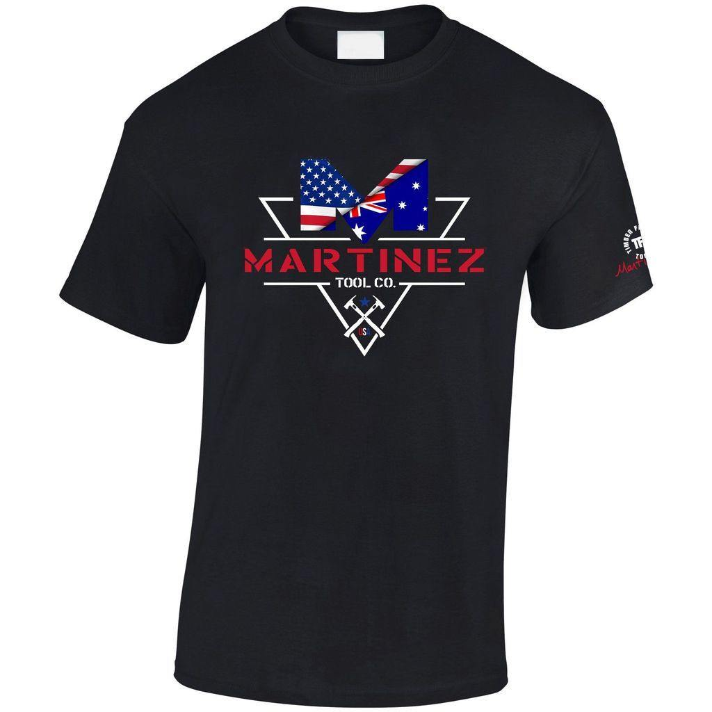 Martinez Aus Shirt - The People's Tool Company