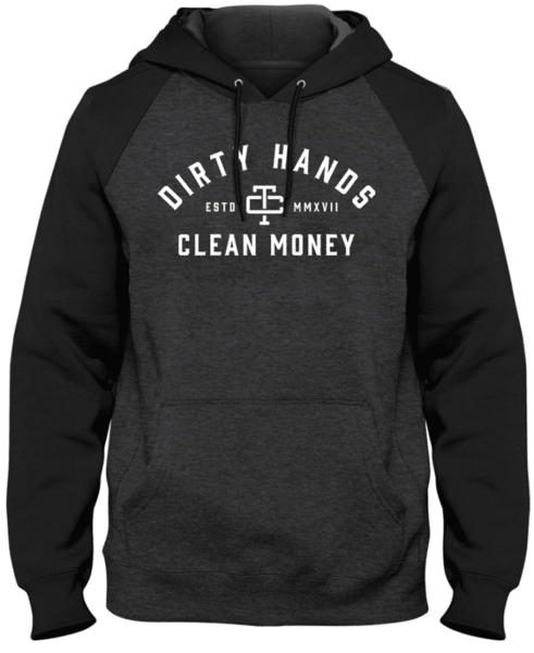 DHCM 2-TONE HOODIE - The People's Tool Company