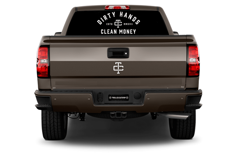 DHCM Truck Decal - The People's Tool Company